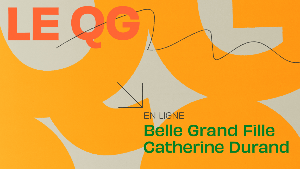 BELLE GRAND FILLE + CATHERINE DURAND