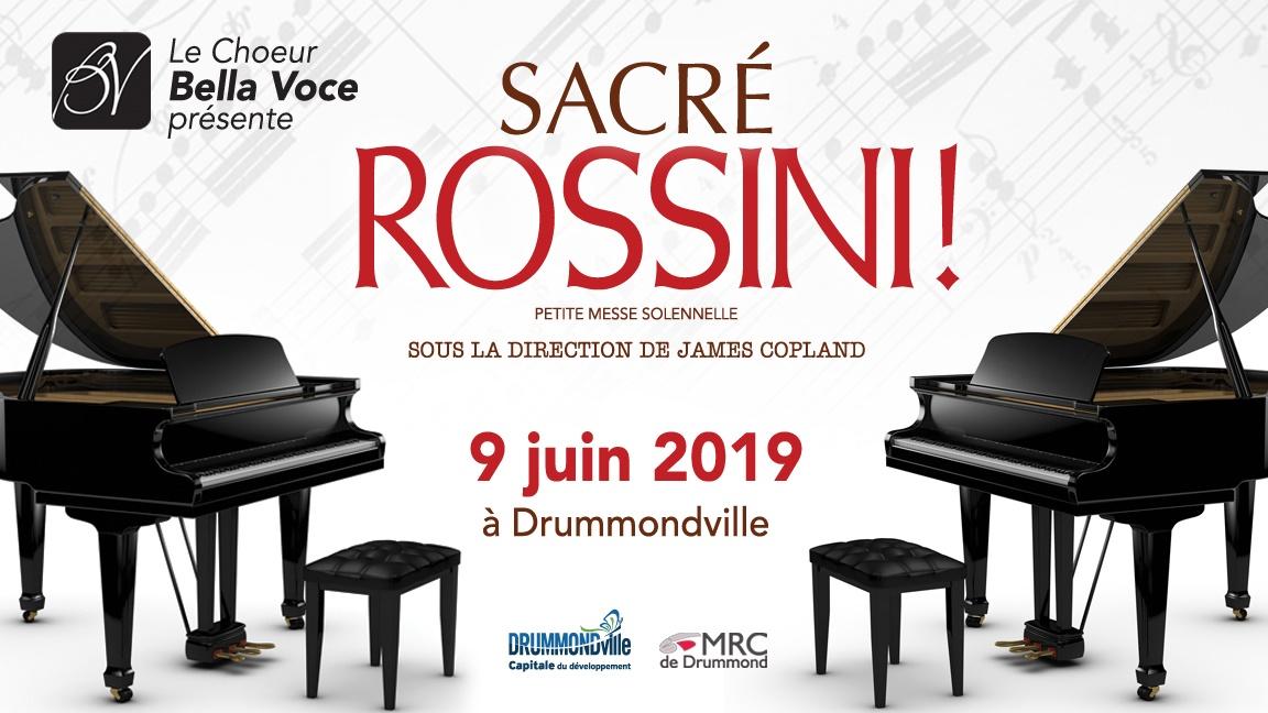 Sacré Rossini! Petite messe solennelle