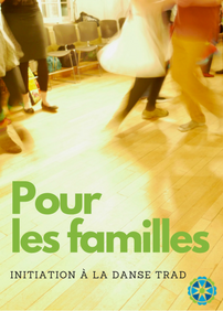 Atelier initiation à la danse traditionnelle - Famille