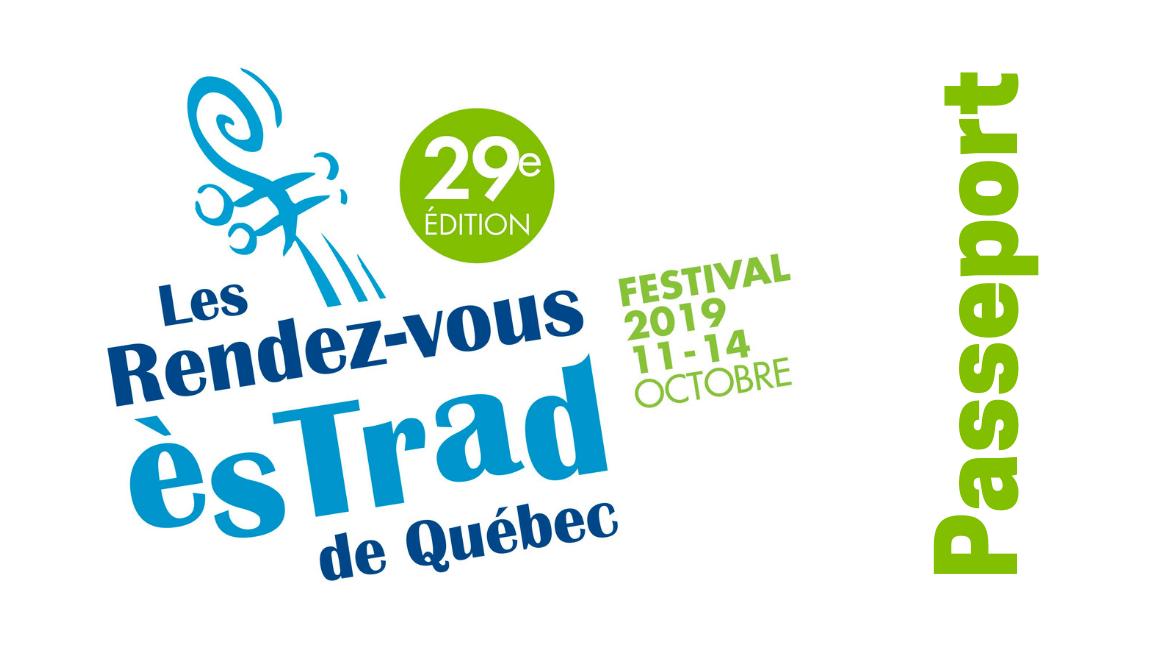 Passeport festival Les Rendez-vous ès TRAD 2019