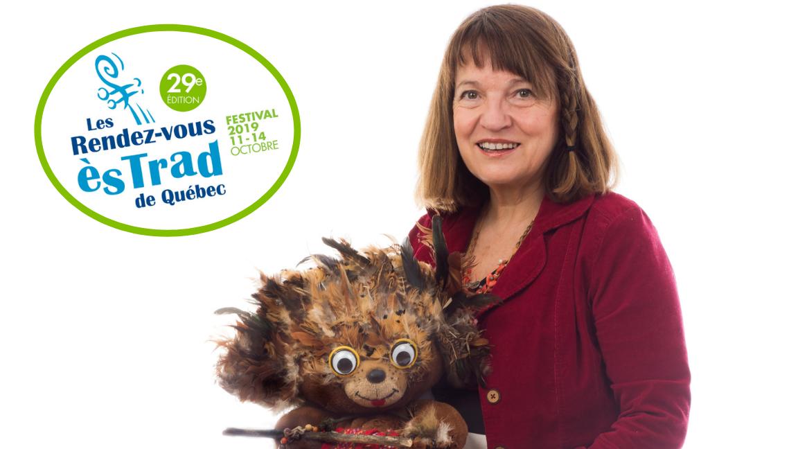 Poiléplume - Spectacle pour enfants avec Gaëtane Breton