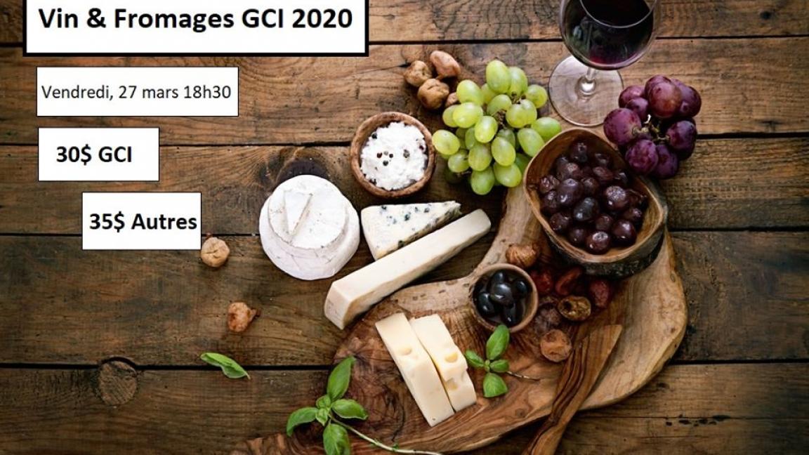 Vin et fromage GCI