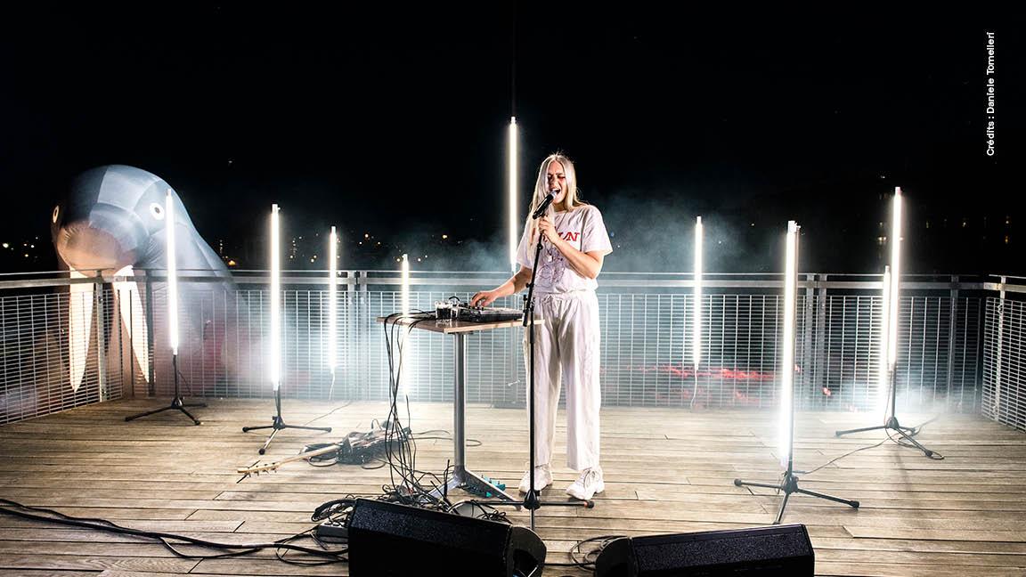 SONICATION | Lydia Képinski  | Online Concert | 8:30pm