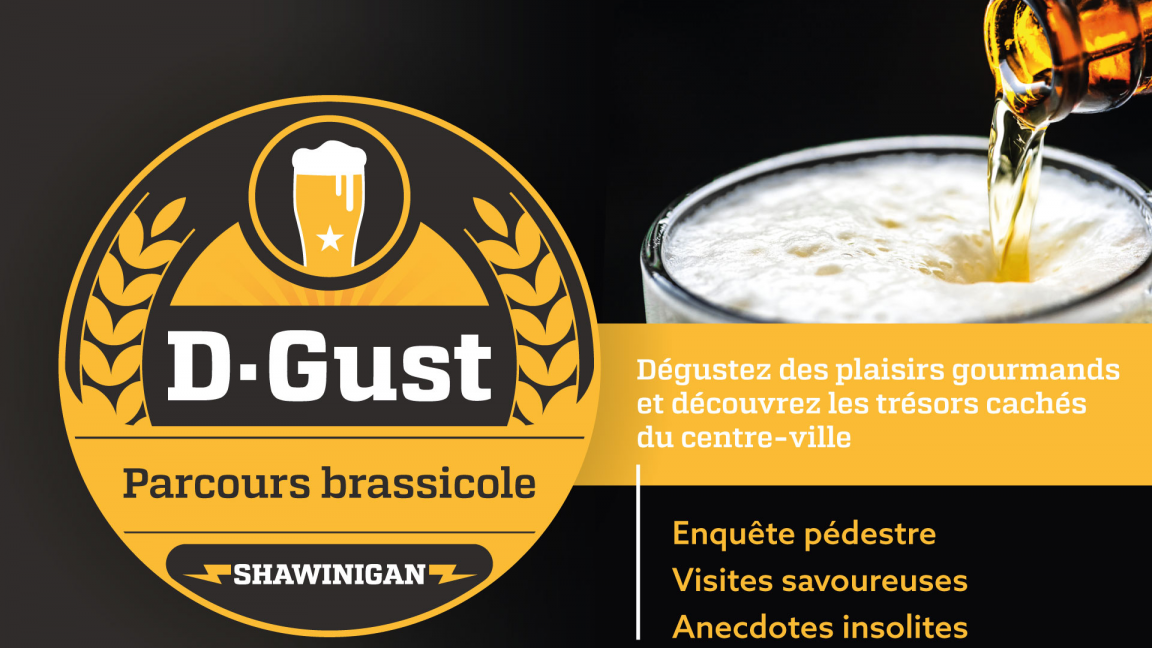 D-Gust | Parcours brassicole