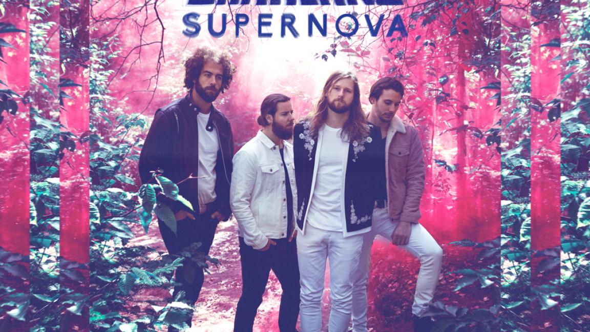 Caravane - La tournée Supernova