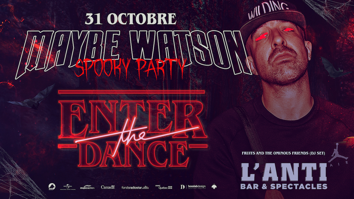 Lancement d'Enter The Dance