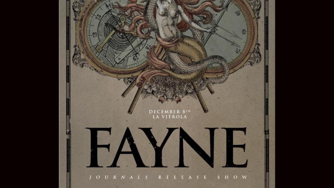 "FAYNE ""Journals"" Album Launch Show"