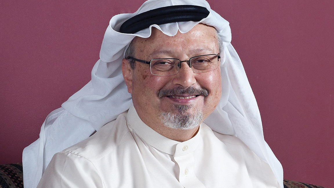 Memorial for Jamal Khashoggi