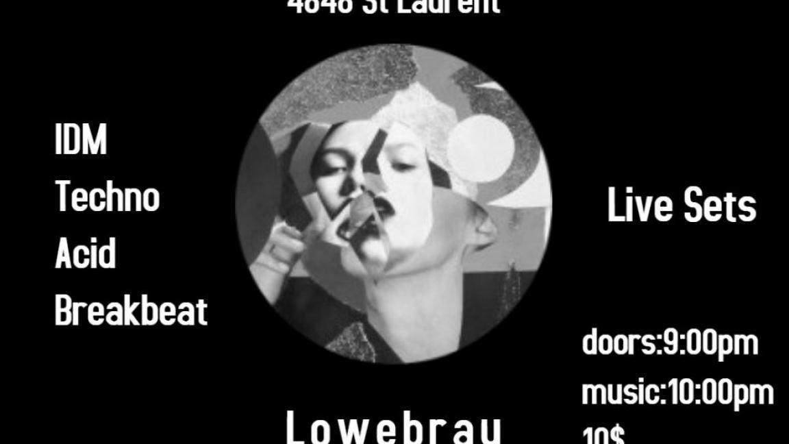 Lowebrau