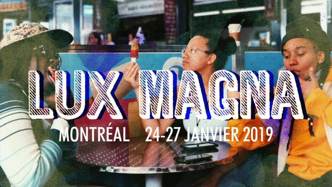 ☼ Lux Magna: Strange Froots • THe LYONZ • Backxwash ☼