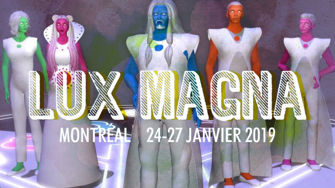 ☼ Lux Magna: Movie Night with Skawennati | Screening + Discussion ☼