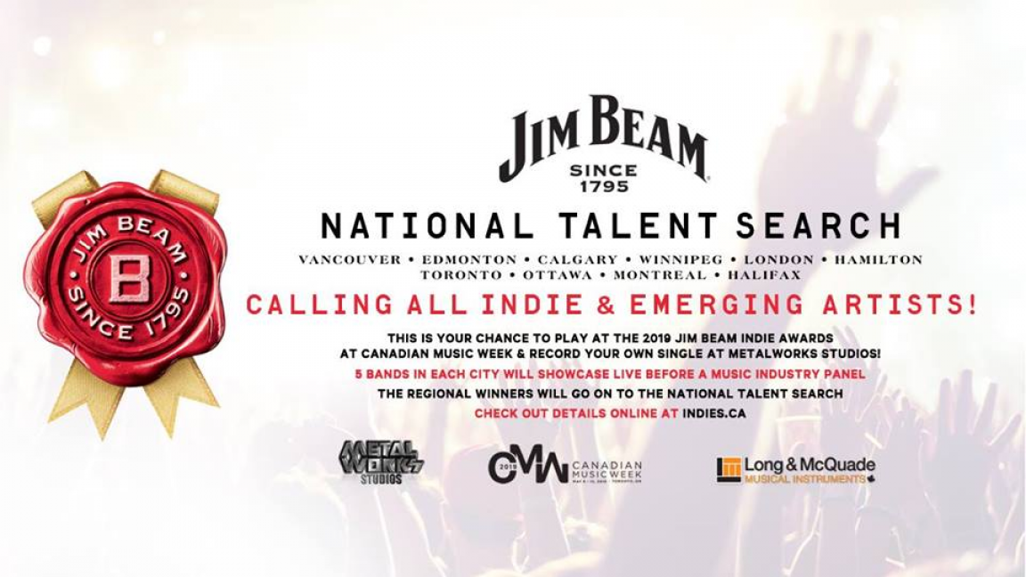 Jim Beam Talent Search - Montreal