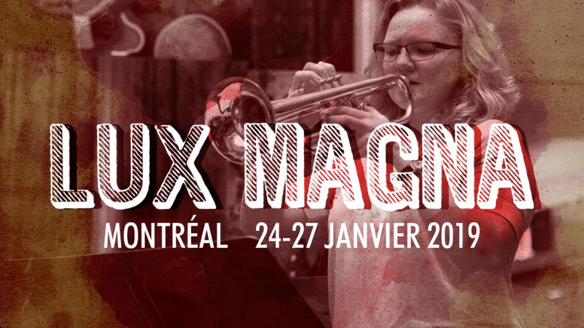 ☼ Lux Magna: Doit (Album Launch) • Geneviève Gauthier • Elizabeth Millar ☼