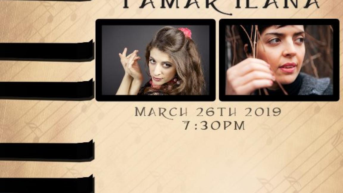 Dawn Davi New Album Release and Tamar Ilana