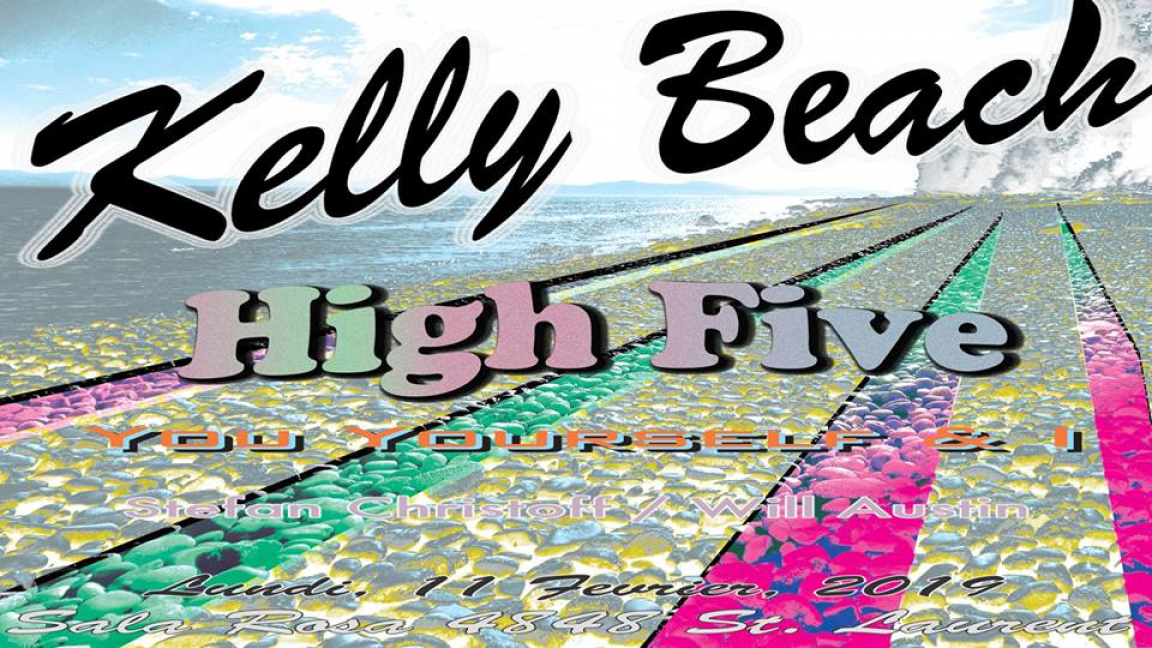 Kelly Beach + High Five + You Yourself & I + Spirodon