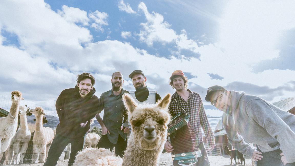 Mardi Gras #5: Le Winston Band (lancement d'album)