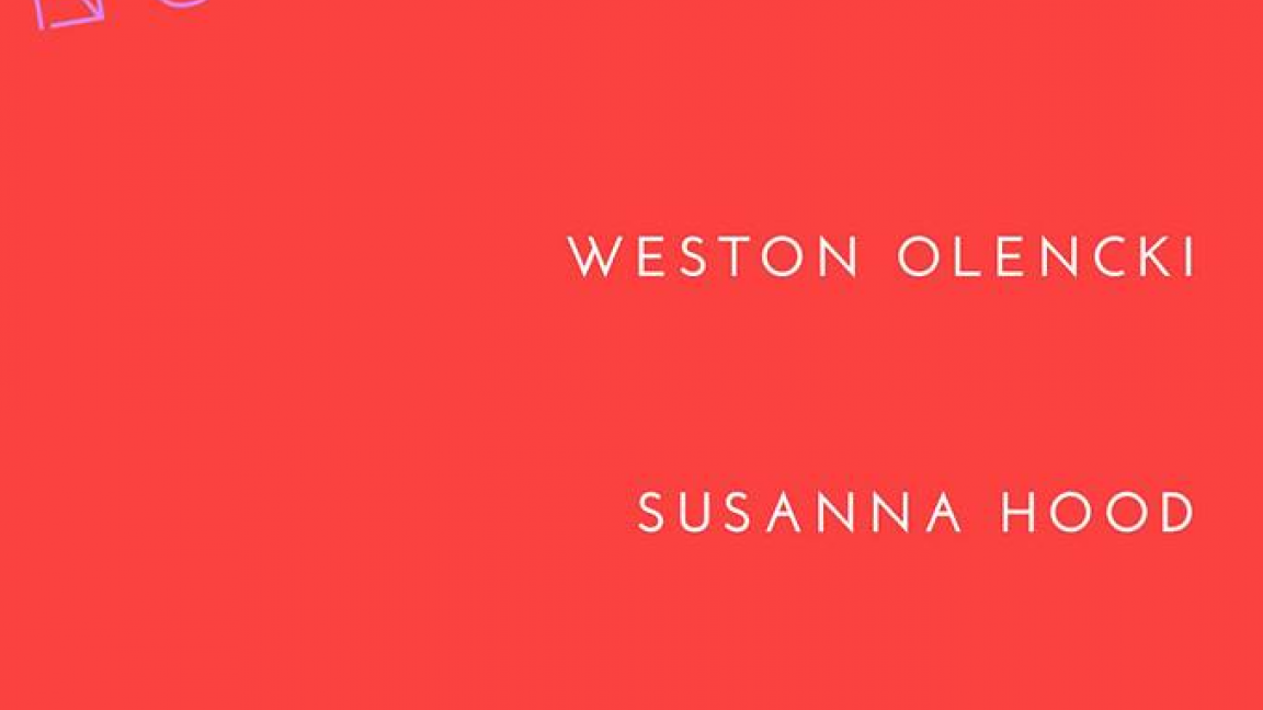 NO HAY BANDA #12: Susanna Hood + Weston Olencki