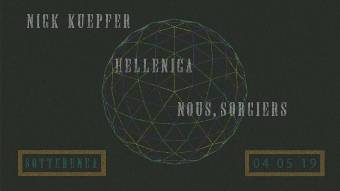 Nick Kuepfer // Hellenica // Nous, Sorciers