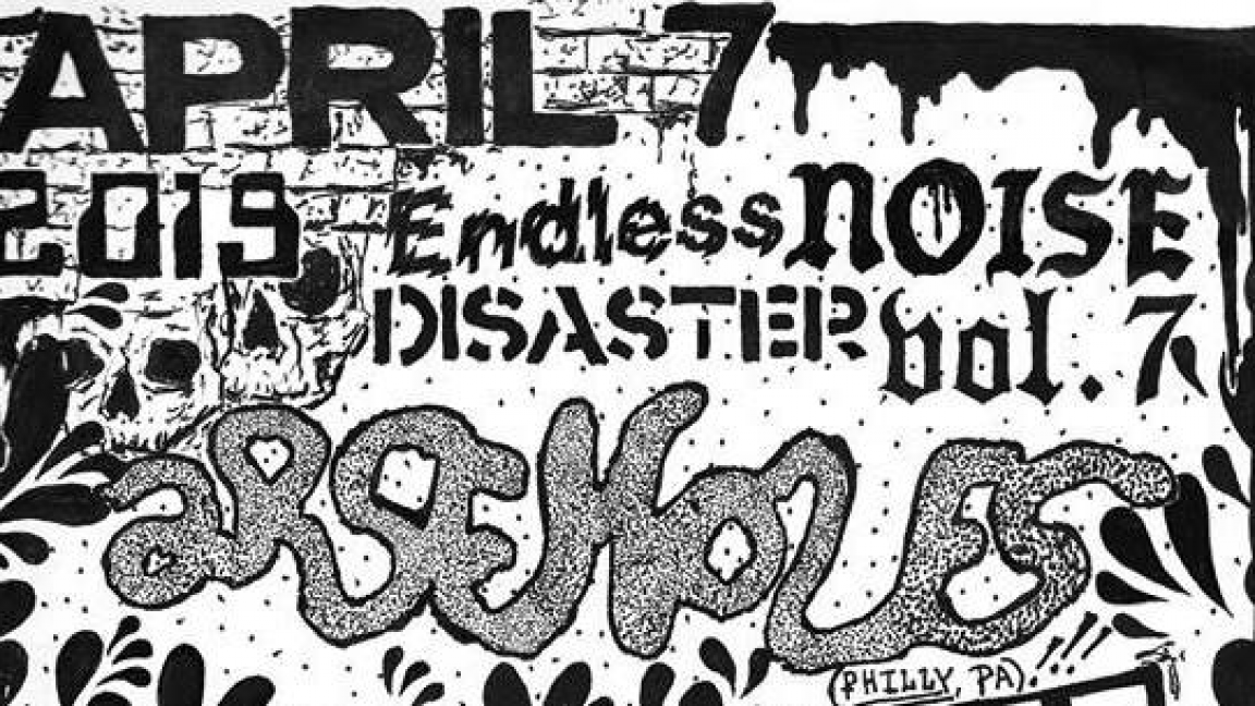 Arseholes (PHL) - Endless Noise Disaster Vol. 7