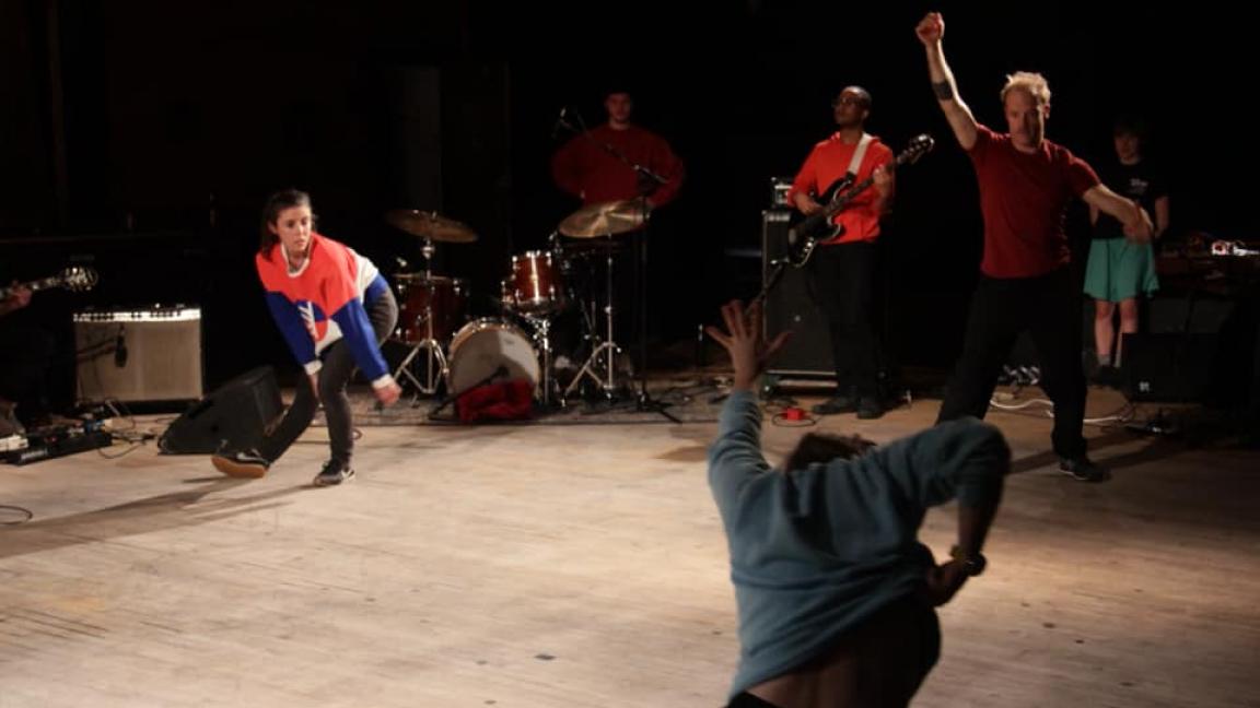 5 on 5 Soirée impro live musique + danse Round 3