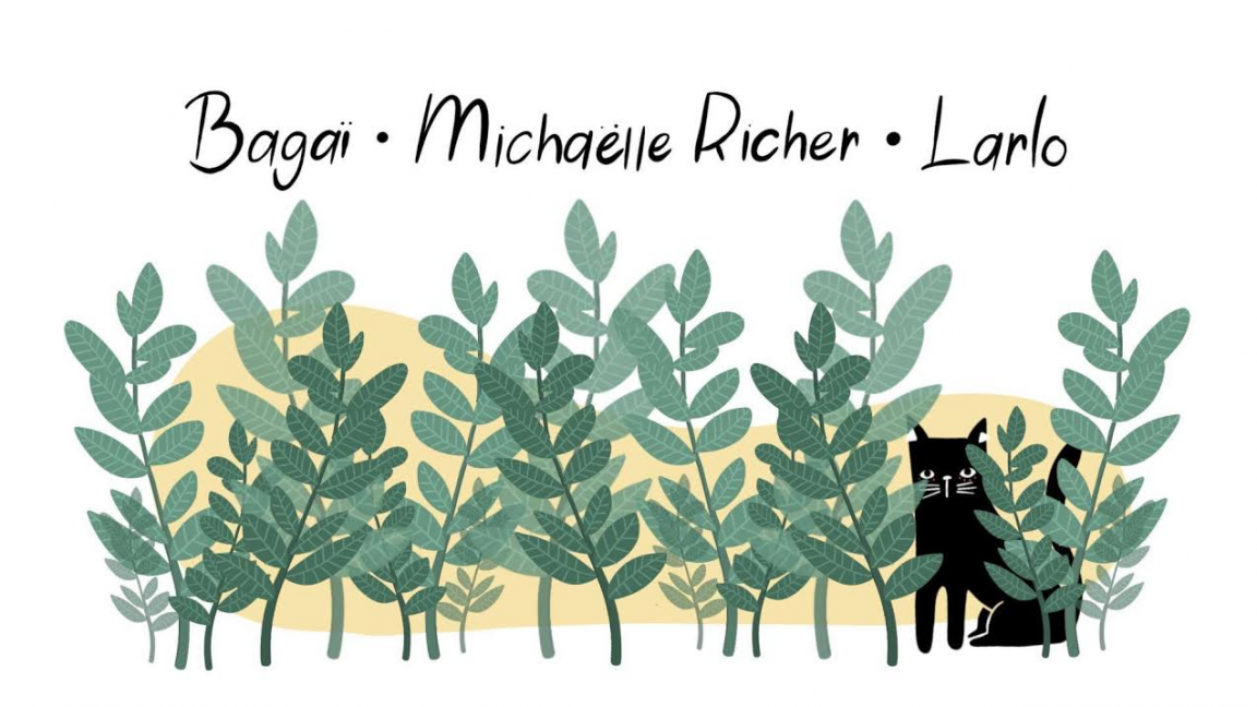 Bagaï /// Michaëlle Richer /// Larlo