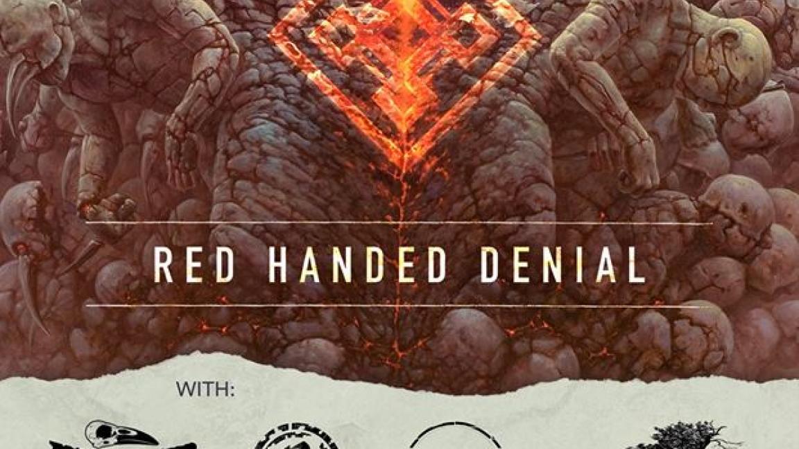 Red Handed Denial, Bird Problems, Bastila, Abandon Time +invités