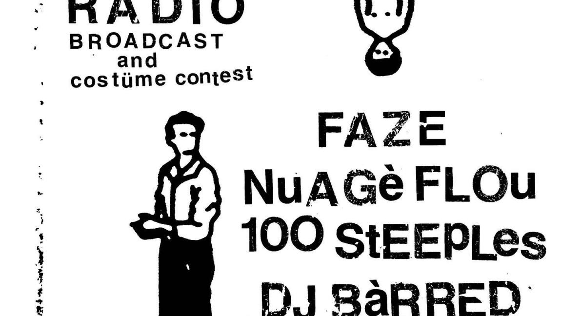 27th Hour Remote Broadcast Faze / Nuage Flou / The 100 Steeples
