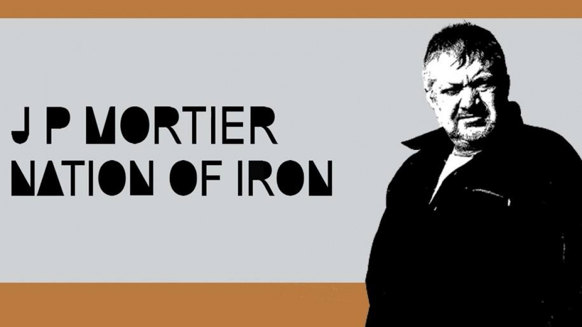 J.P. Mortier : Album launch / Lancement : Nation of Iron