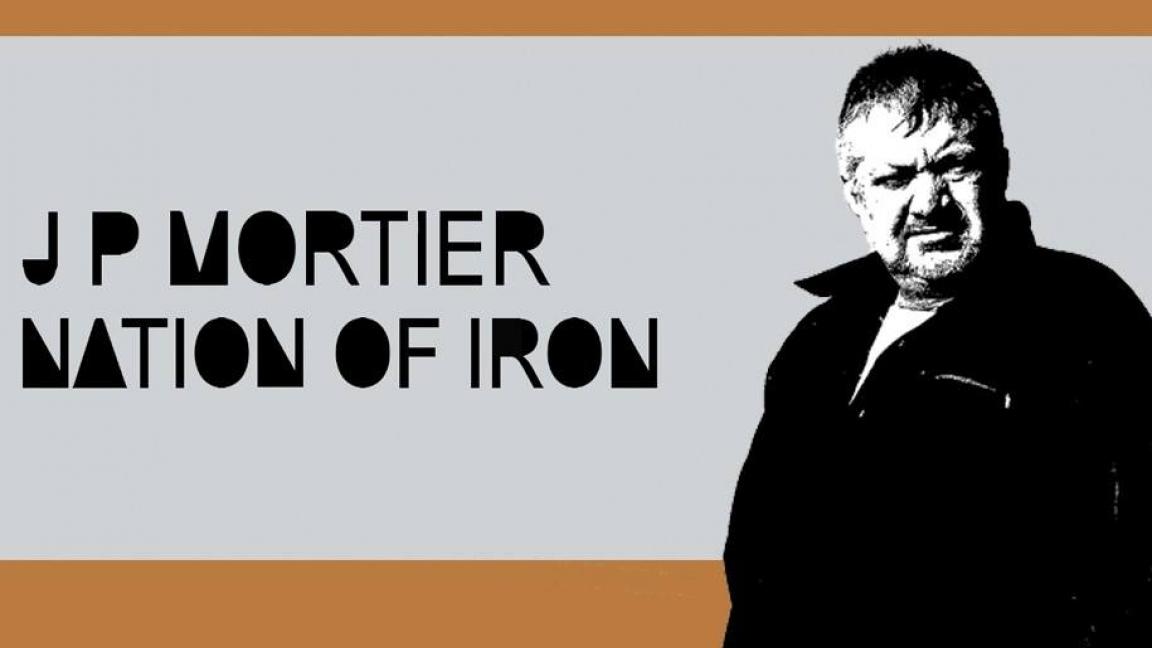 J.P. Mortier : Album launch / Lancement : Nation of Iron
