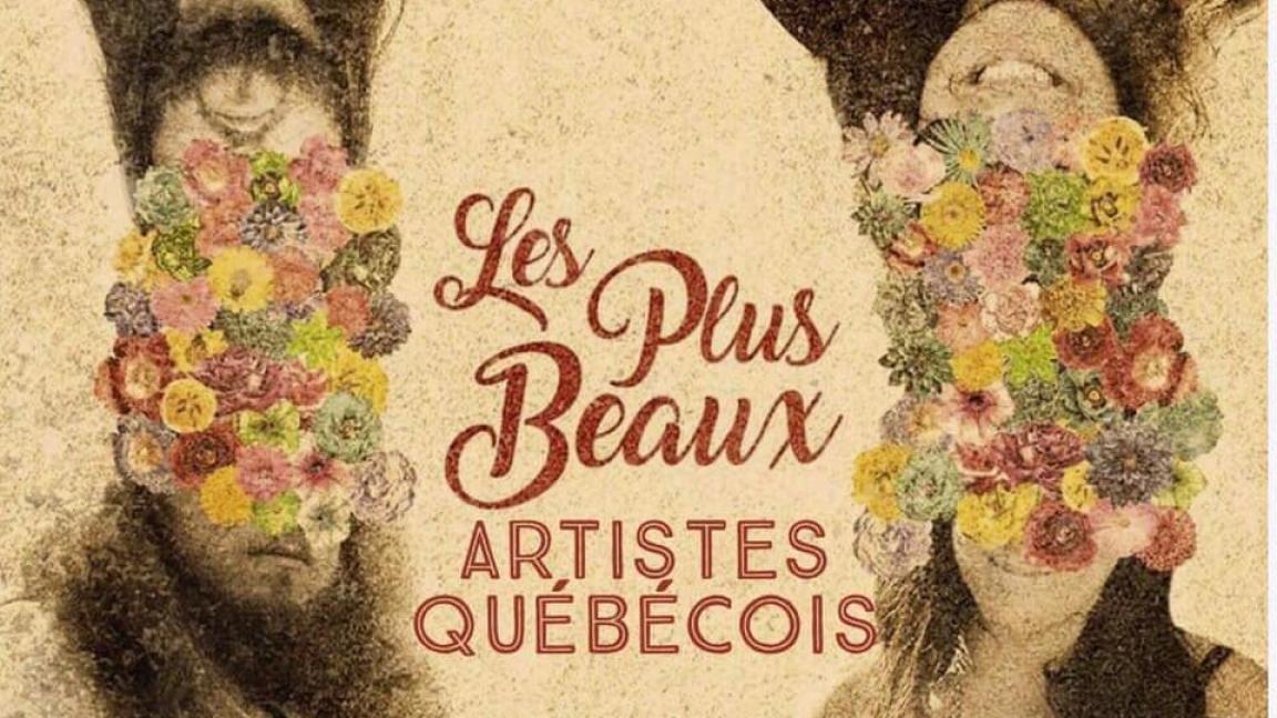 Les Plus Beaux Artistes Québécois