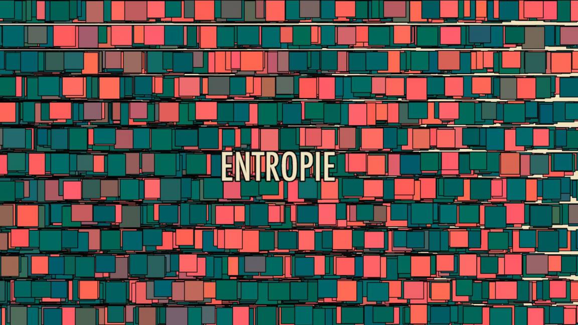 KMW présente: Entropie