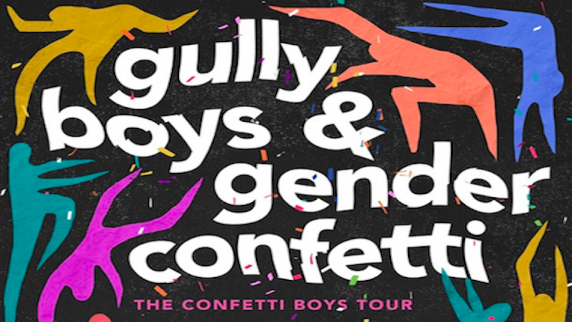 Gully Boys & Gender Confetti with Calico Fray, Sugar Coma
