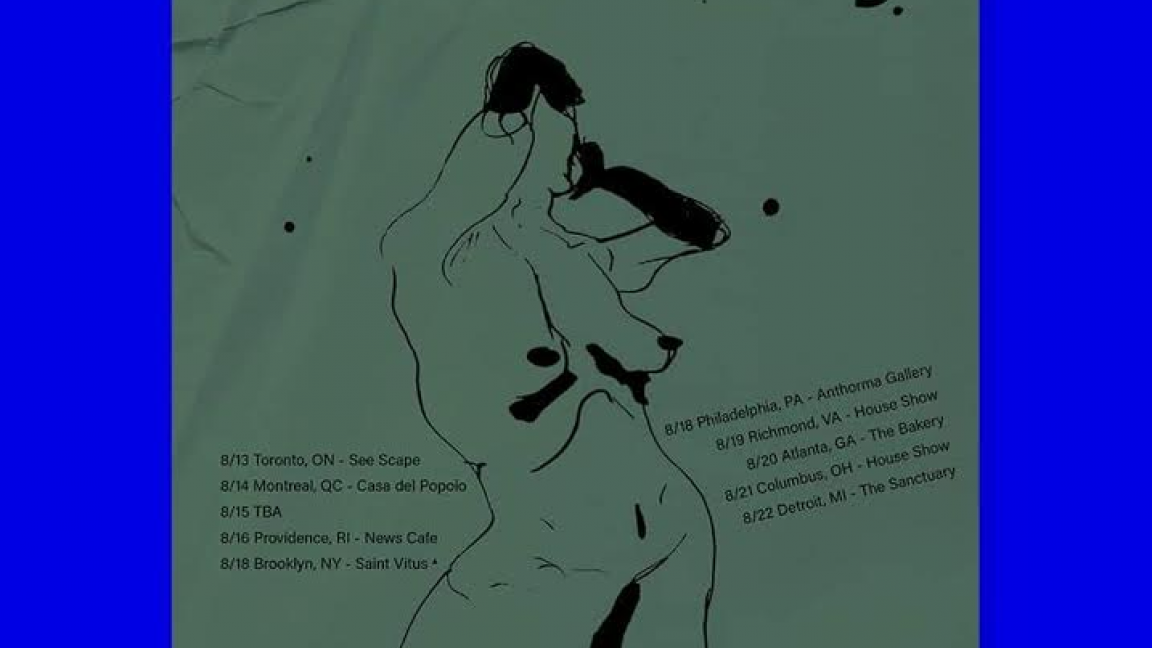 Marée Noire // Frail Body // Kennedy // Coach Frank