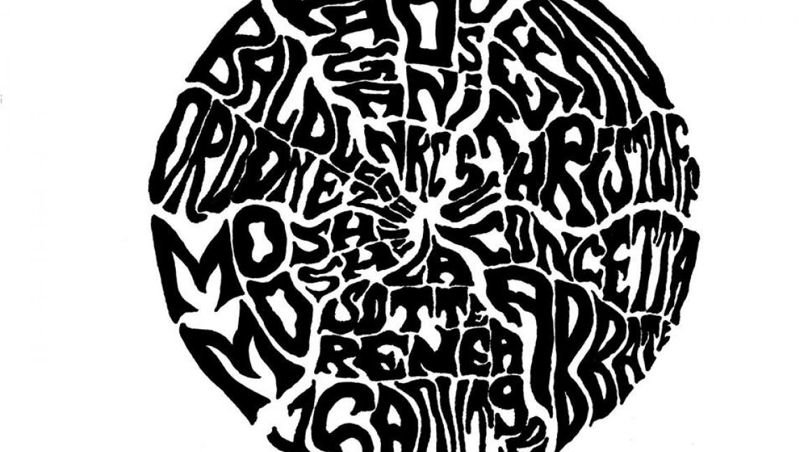 Pagan Monk Music / Stefan Christoff / Balducci & Ordonez / Moshi Moshi / Concetta Abbate