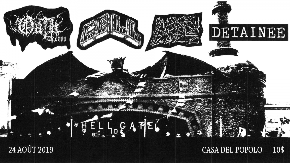 Oath Div 666 / Cell / Maxxpower / Detainee