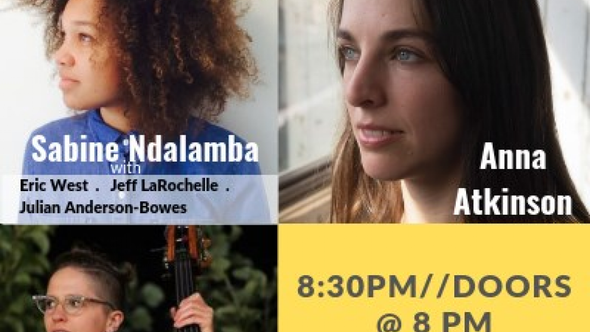 Sabine Ndalamba//Anna Atkinson//Zoe Guigueno