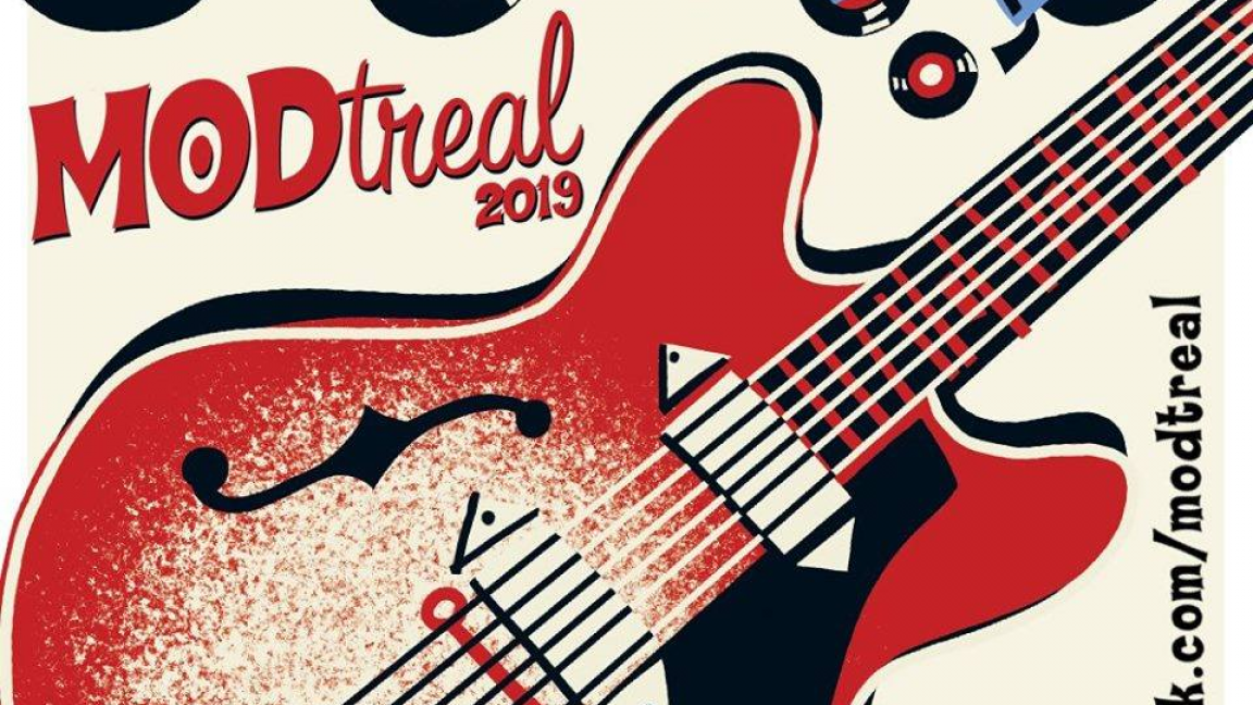 MODtreal 2019 kickoff party: The Hundred Steeples + DJs