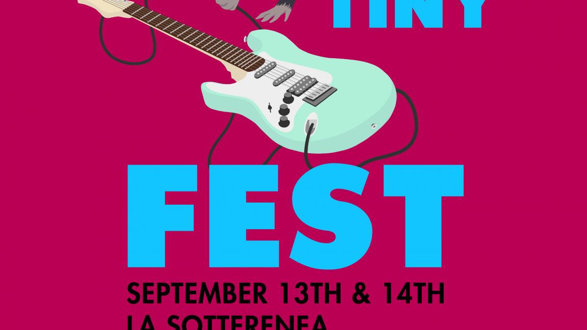 A Tiny Fest w/ No Waves • Top Nachos (ny) et plus