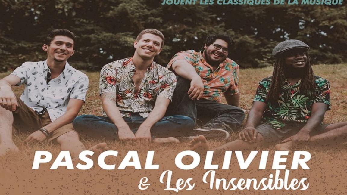 Pascal Olivier et Les Insensibles + invité.e.
