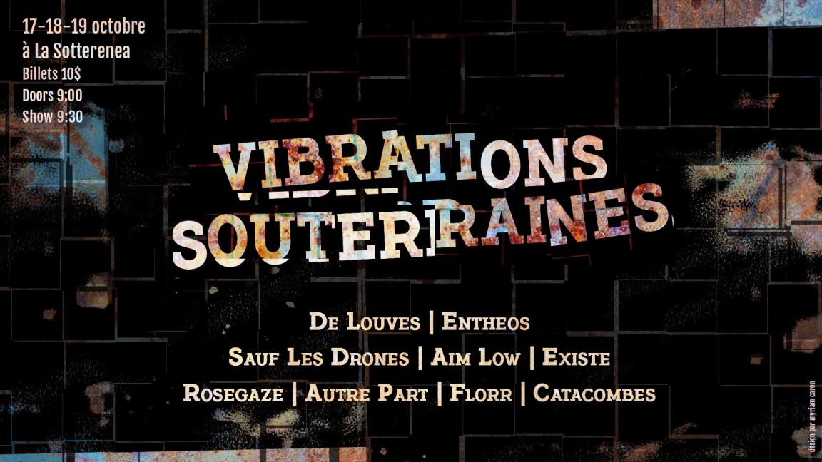 Vibrations Souterraines