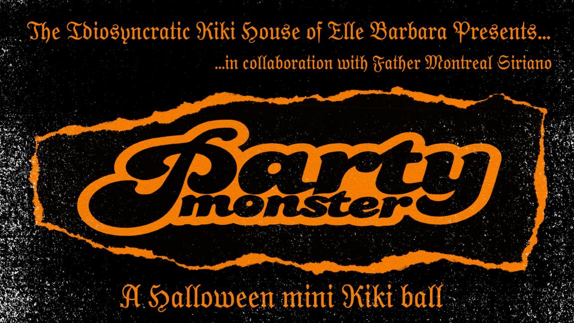 Party Monster: A Halloween Mini Kiki Vogue Ball