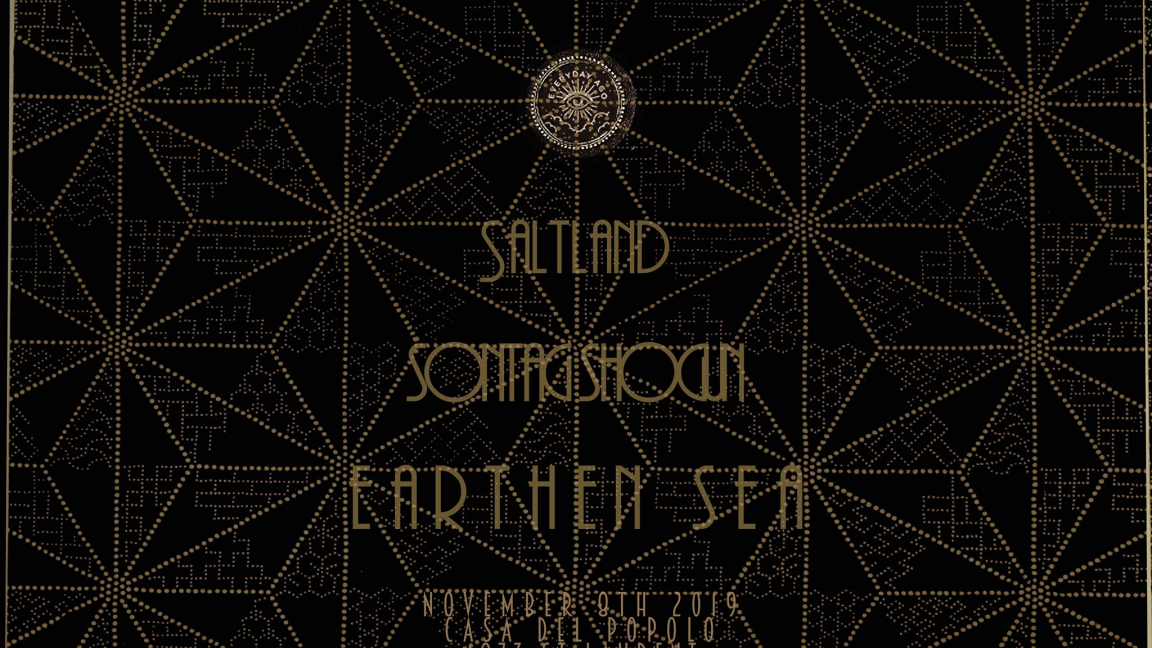 Sontag Shogun + Earthen Sea + Saltland
