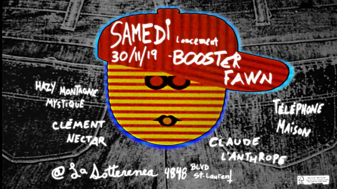 Booster Fawn *lancement*