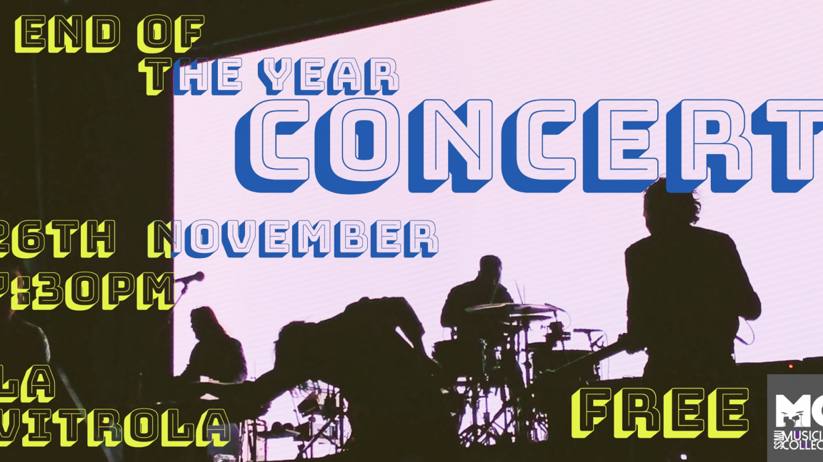 Musician's Collective: End of Year Concert