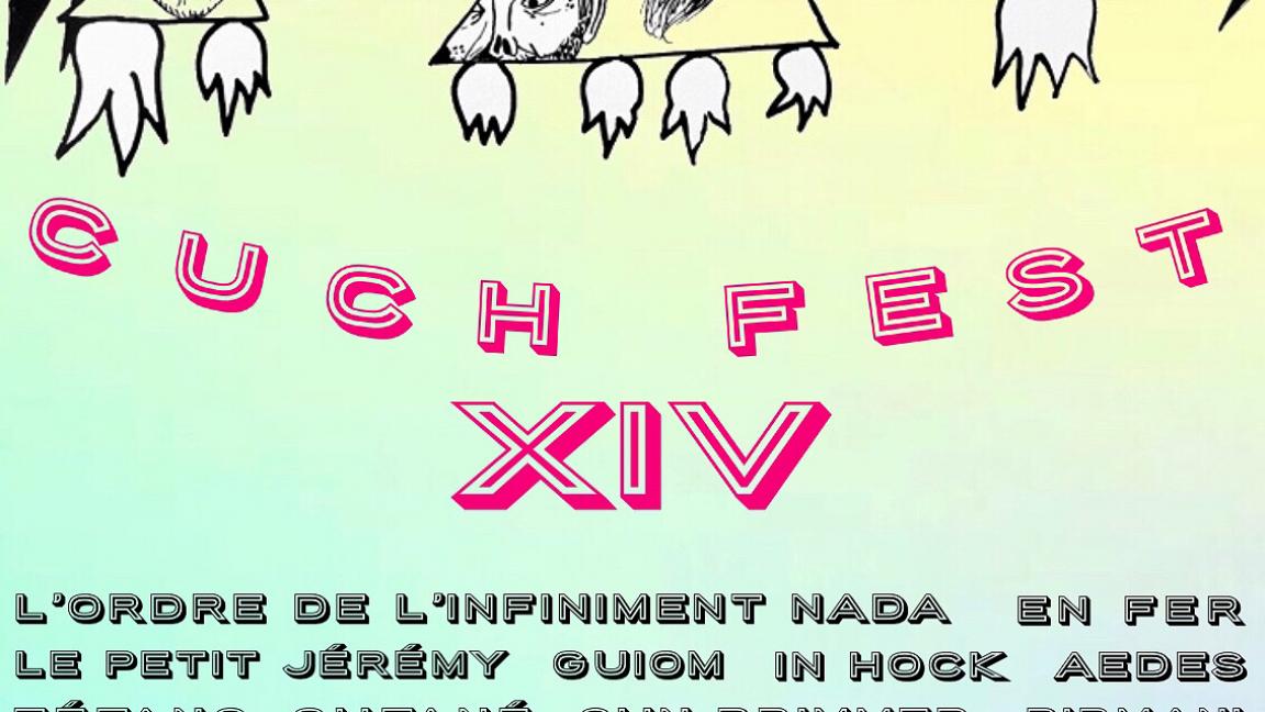 Cuch Fest XIV