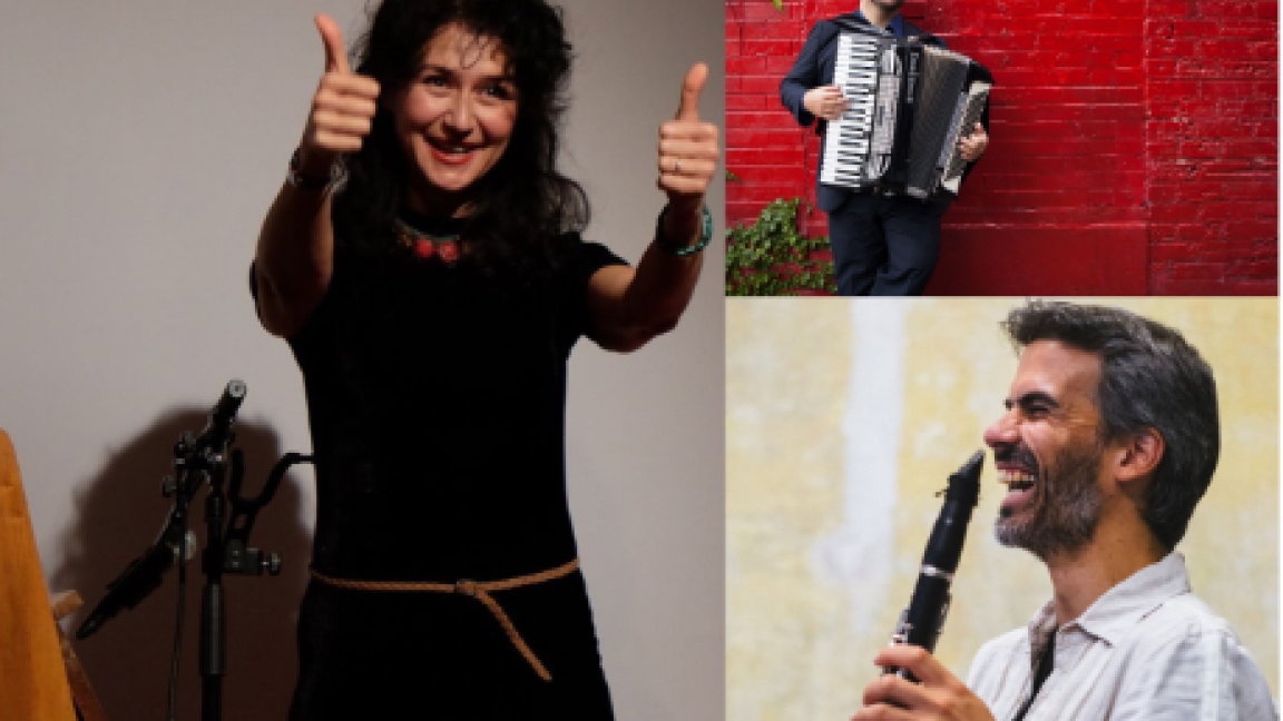 Polina Shepherd, Yoni Kaston, Zilien Biret