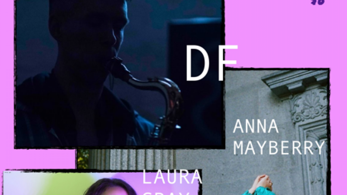 Anna Mayberry, Laura Gray, DF