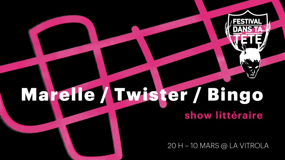 Festival Dans ta Tête: Marelle / Twister / Bingo