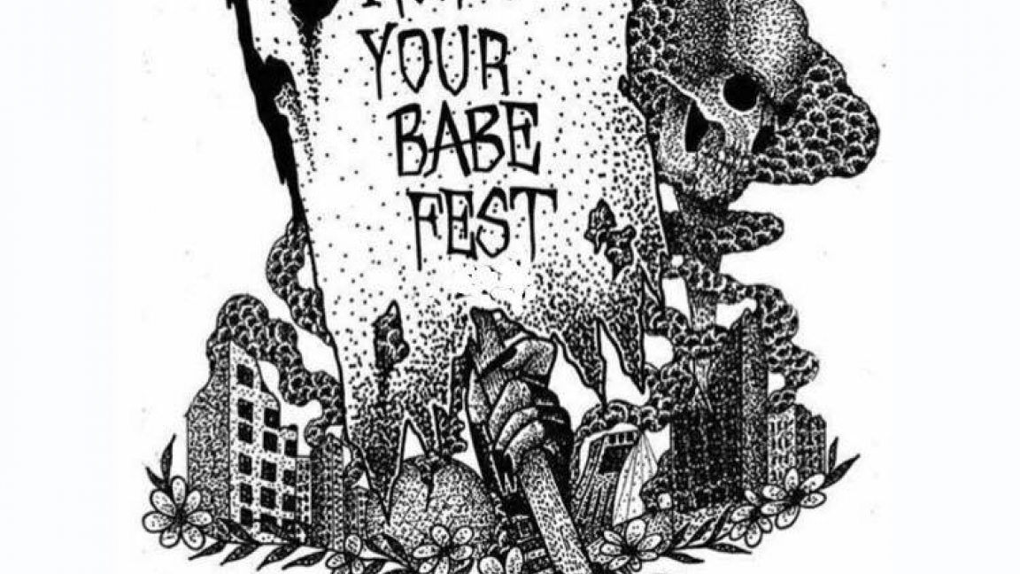 Not Your Babe Fest: Pandemix, The Awkwerdz, Vile Hussy, Flat Teeth, Wshr/Dryr