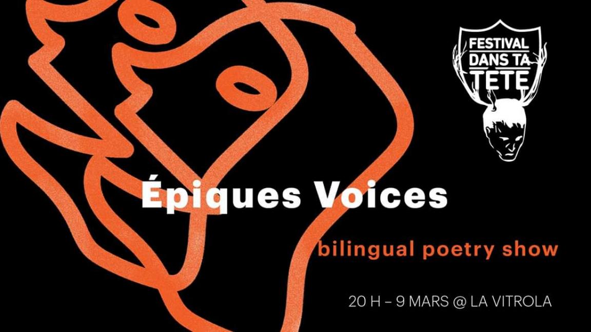 Festival Dans ta Tête: Épique Voices